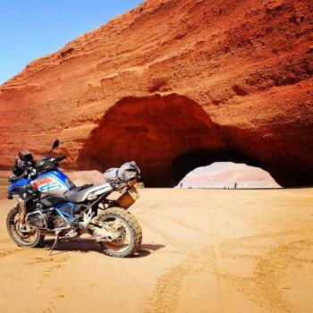 Wheels of Morocco, Motorcycle Touring, experience, scenic, desert beaches