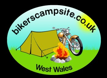 Bikers Campsite West Wales, Campfires allowed, Carmarthenshire