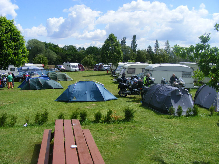 Biker Friendly Campsites Lincolnshire