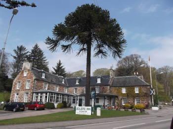 Golspie Inn Hotel, Biker Friendly, Golspie, Sutherland, NW500