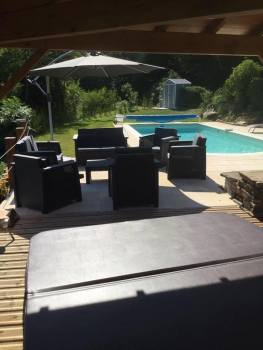 3Bs Biking, Bikers Welcome, pool, Haute-Vienne, Limousin, France
