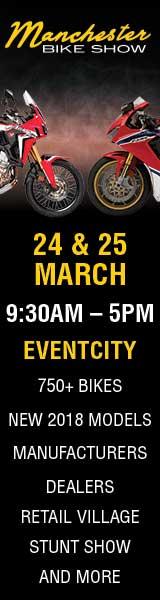 Manchester Bike Show 2018 - EventCity