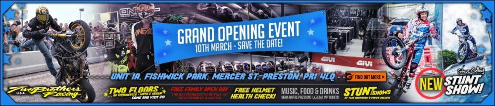 GhostBikes Grand Opening Event, motorcycle - motocross gear destination sto