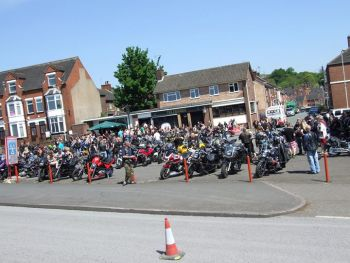 Freebird Freehouse, Bikers welcome, Staffordshire