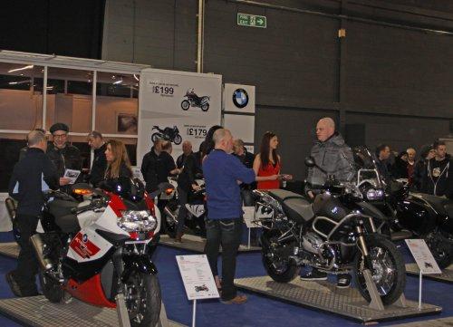 Williams BMW - Manchester Bike Show