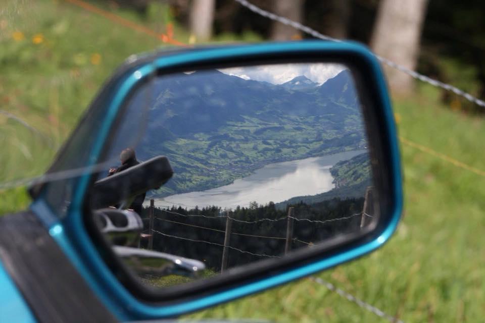 Swiss Alps - Alan Hall