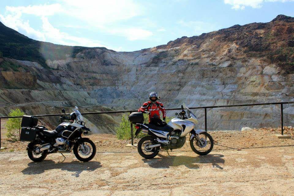 Sulfur Quarry in Calimani Mountains, Romania - Claudiu Antonio Molnar