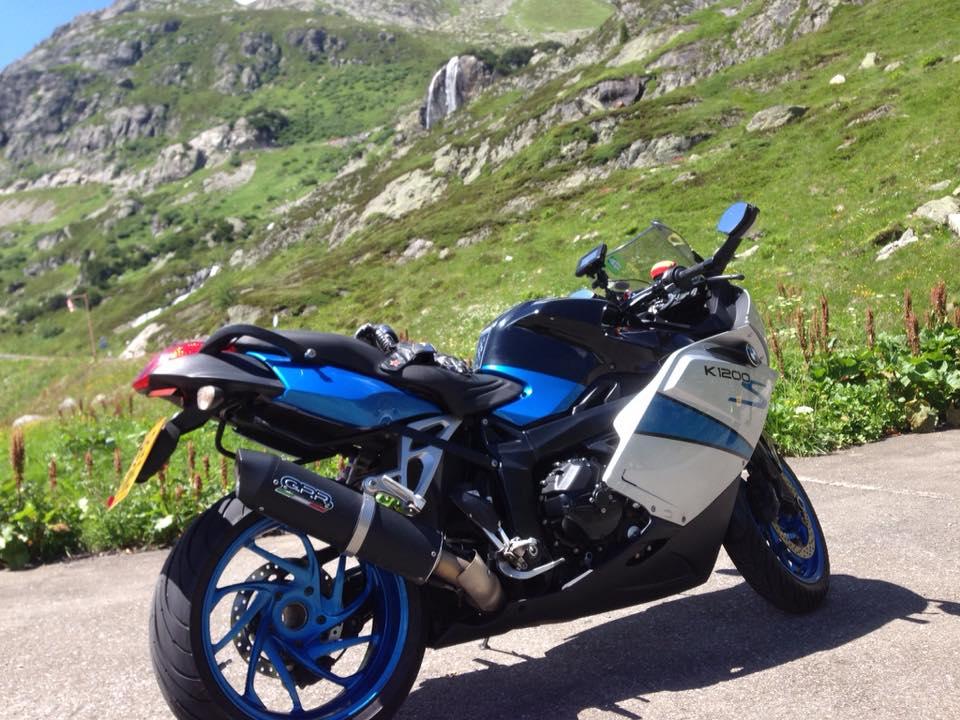 Craig Jackson - Susten Pass Switzerland