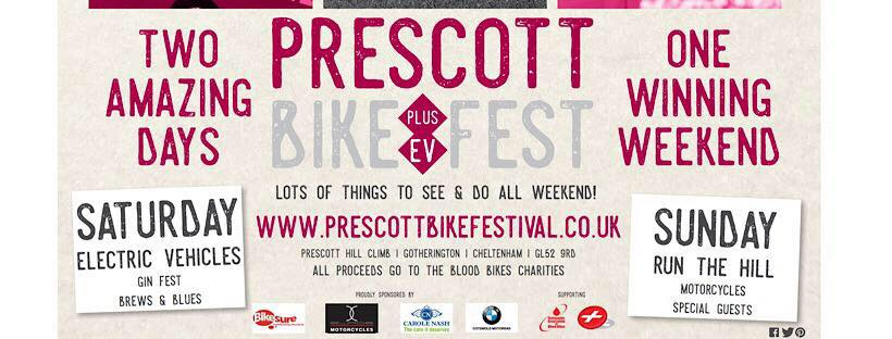 Prescott Bike Festival - new dates, 16-17 June 2018