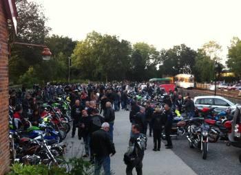 Whitwell Reepham Station, Biker Friendly cafe bar, Norfol