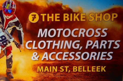 7 The Bike Shop, Belleek, Fermangh, Ireland