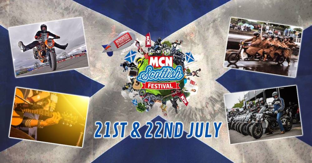 MCN Scottish Festival, Edinburgh, Midlothian, Scotland, 2018