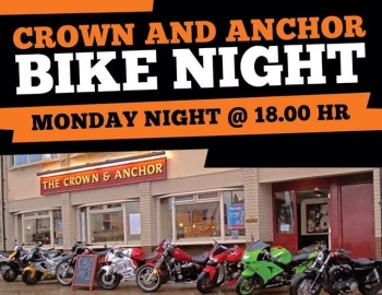 Crown and Anchor, Monday Bike Night, Redcar, NorthYorkshire