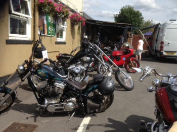 The Railway Inn, Biker Friendly, Shepshed, Leicestershire, meet, events