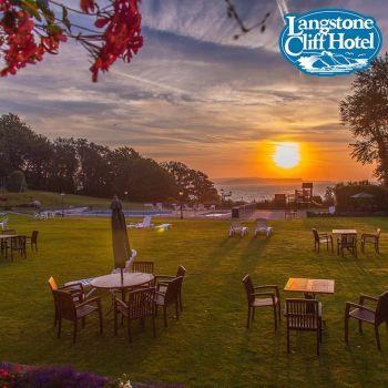 Langstone Cliff Hotel, Bikers Welcome, Dawlish, Devon,