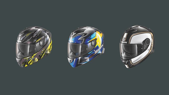 SHARK Helmets releases early preview of new 2019 graphics