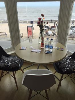 Maes Bach Boutique Sea front apartments in Aberystwyth