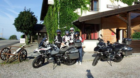 Hotel Auberge Camelia, Biker Friendly, Rhone-Alpes, France