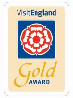 Visit England - 4 star Gold award
