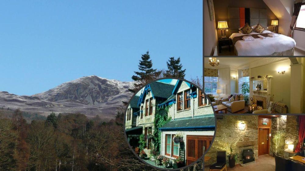 Rosemount Hotel, Biker Friendly, Perthshire, Pitlochry, Scotland