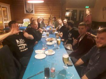 Valhalla Bikers Lodge, Welcome, Biker Friendly, Kirkmichael, Perthshire