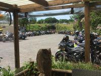Two Hoots Tea Room, Biker Friendly, Cafe, Aberystwyth, Wales