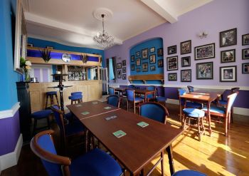 Greenman Backpackers, Biker Friendly, Chepstow, pub