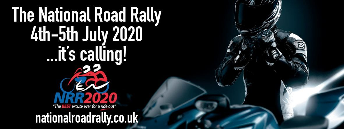 National Road Rally - The BEST excuse ever for a ride out 2019