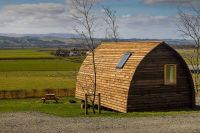 Mains Farm Wigwams, Bikers Welcome, Stirling, Central Scotland