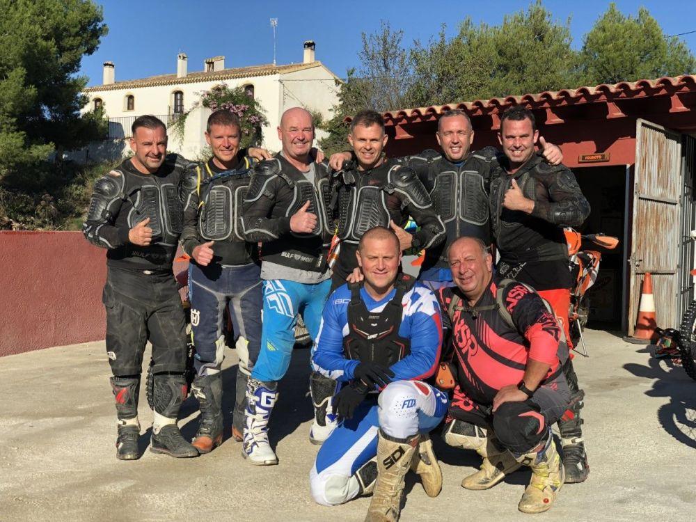 Hotel Los Sibileys, Enduro Motorbike Rental, Murcia, Spain