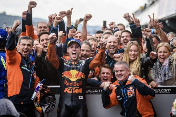 Motorex celebrates 2018 success with eight world titles and maiden MotoGP p