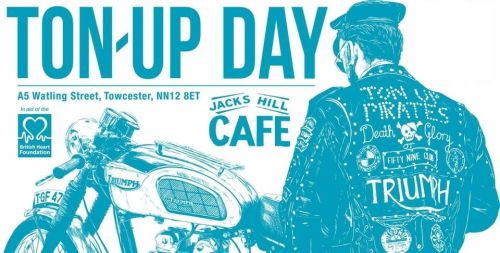 Jacks Hill Cafe Ton Up 2019