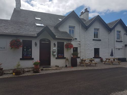 Inchbae Lodge Inn, Biker Friendly, Highland, Rosshire