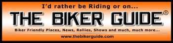 Id rather be riding or on THE BIKER GUIDE (3 of)