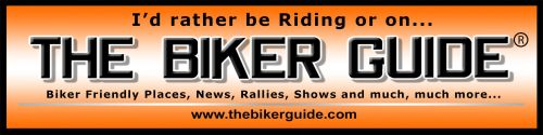 Id rather be riding or on THE BIKER GUIDE (2 of, stick in and on)