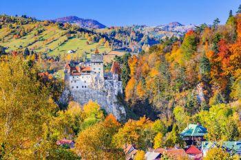 Magellan Motorcycle Tours, Romania Transylvanian Adventure, Draculas Castle
