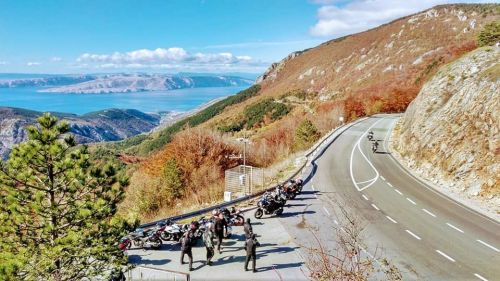 Moto Tours Croatia, Guided motorcycle touring, Split, Dubrovnik, Zagreb, Au