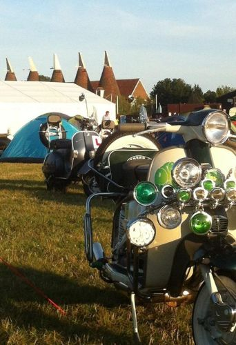 Hop Farm, Bikers welcome, Campsite, Rallies, Kent