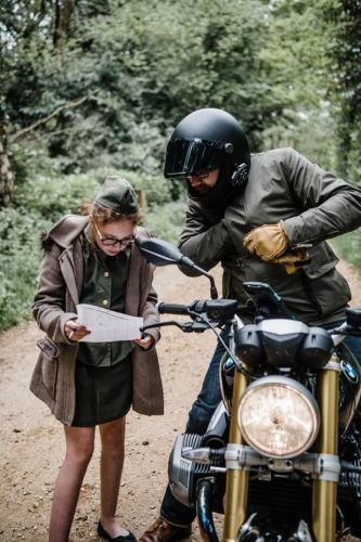 Despatch Rally, Dorset, map reading, Sammy Miller Motorcycle Museum