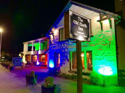 Old North Inn Hotel, Biker Friendly, Inverness, North Coast 500