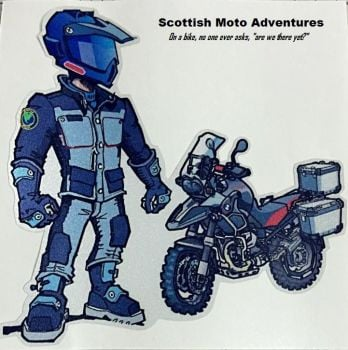 Scottish Moto Adventures, Motorcycle Tour Guide, Scotland, Lochs, Glens