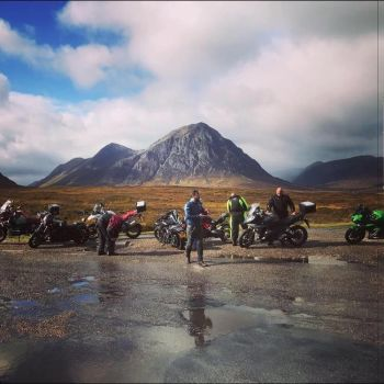 Scottish Moto Adventures, Motorcycle Tour, local guide, Scotland, Lochs, Gl