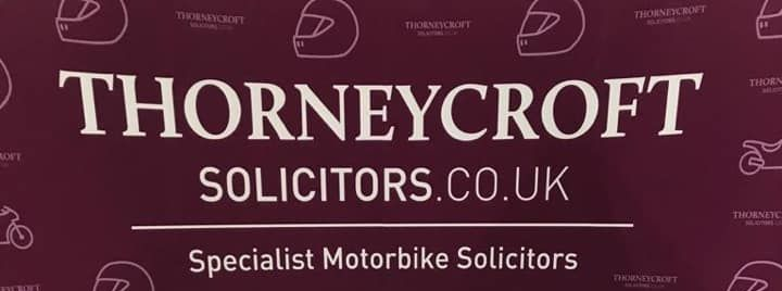 Thorneycroft Solicitors, motorbike accidents, legal help