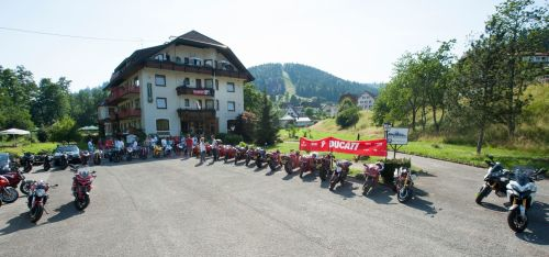 Hotel Enz Residenz, Biker Friendly, Black Forest, Germany