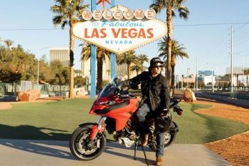 What Do I Need to Rent a Motorcycle in Las Vegas