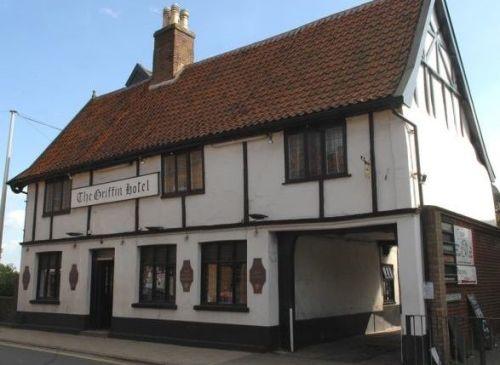 Griffin Hotel, Biker Friendly, Attleborough, Norfolk, Snetterton