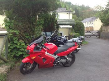 Afon Duad Inn, Biker Friendly cottage, Carmarthenshire, Wales