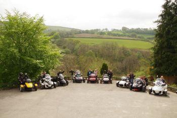 Llanerchindda Farm, Biker Friendly, Llandovery, Carmarthenshire