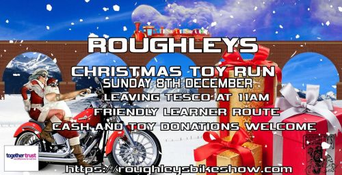 Roughleys Toy Run 2019