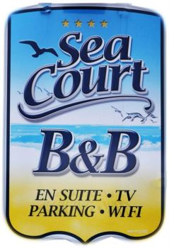 Seacourt, Biker Friendly, Waterford, Ireland, parking